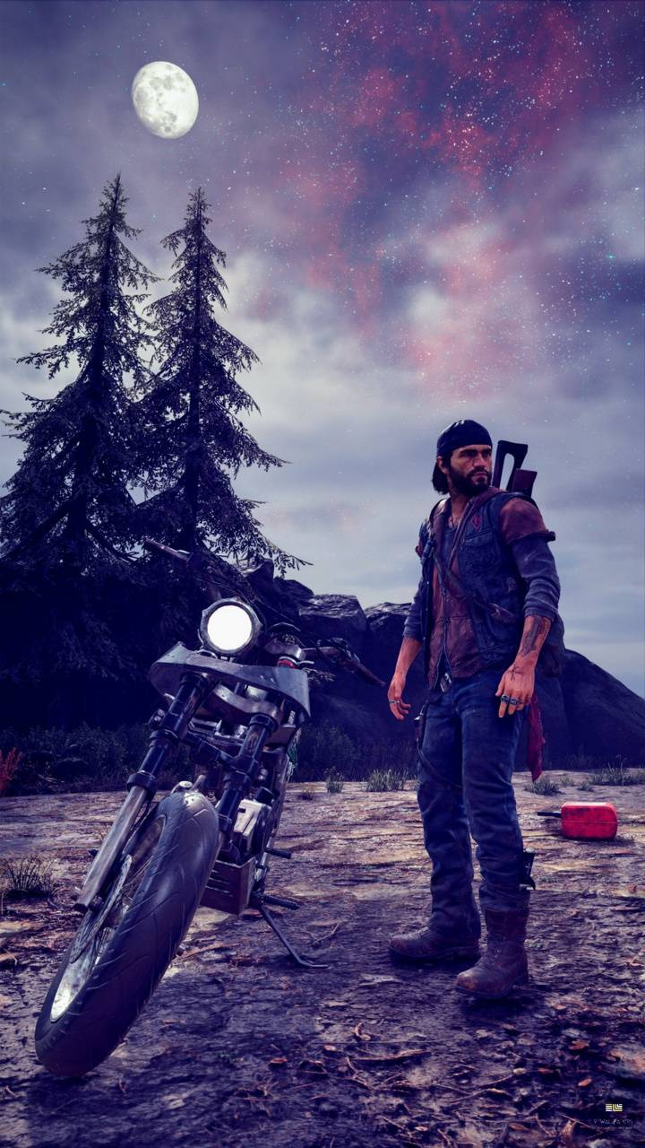 Days gone deacon