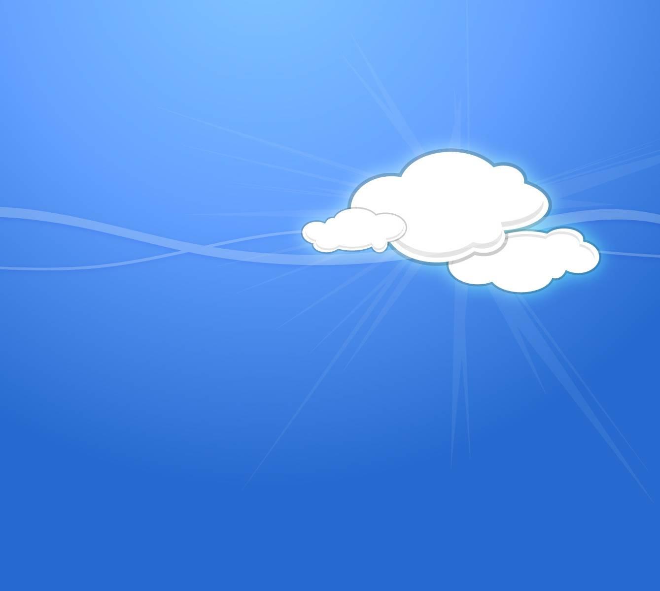 Simple Sky Cloud