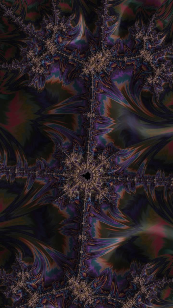 Dark fractal