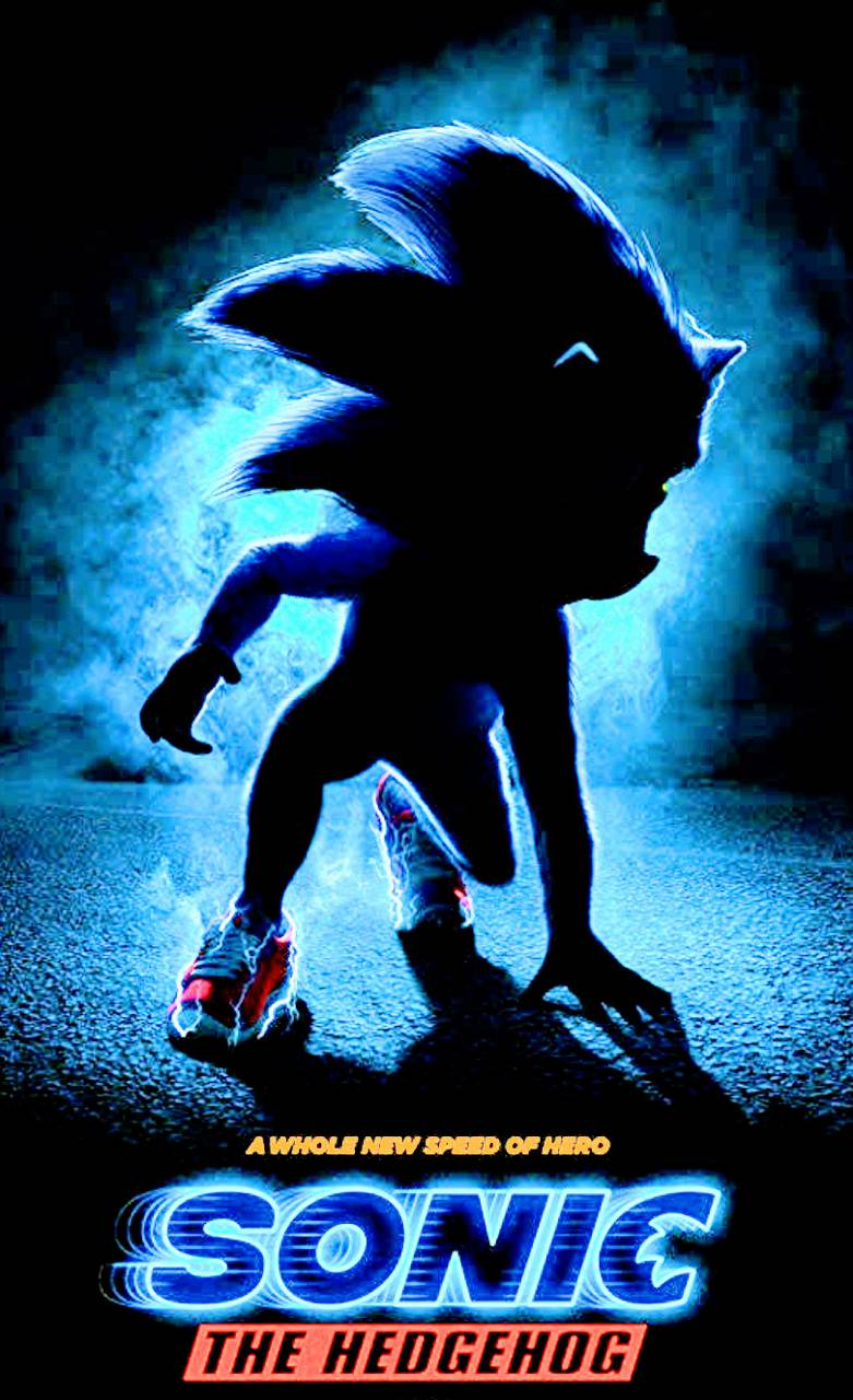 Sonic Movie Wallpaper By Hellolilguy 5f Free On Zedge