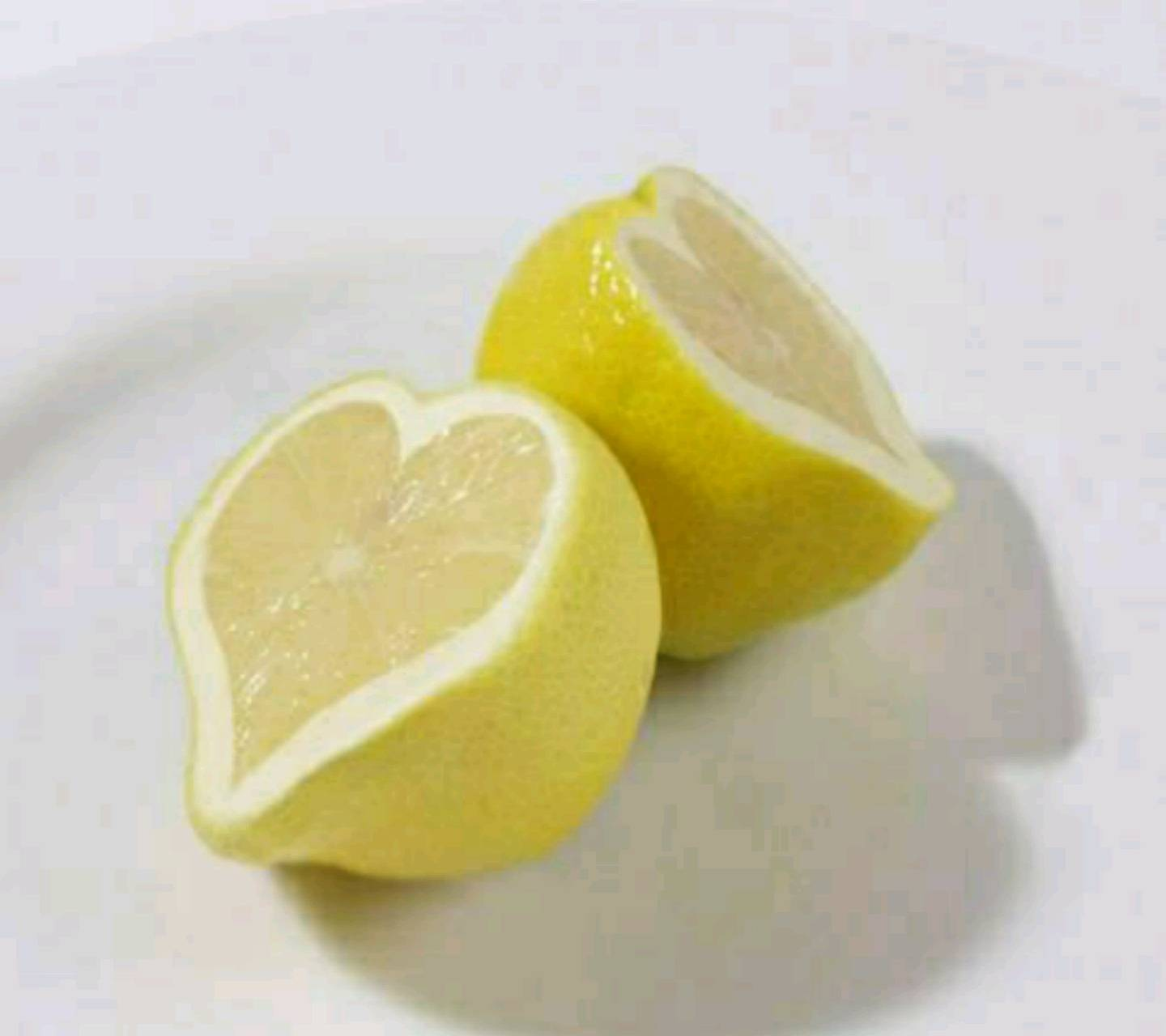 cute Lemon heart