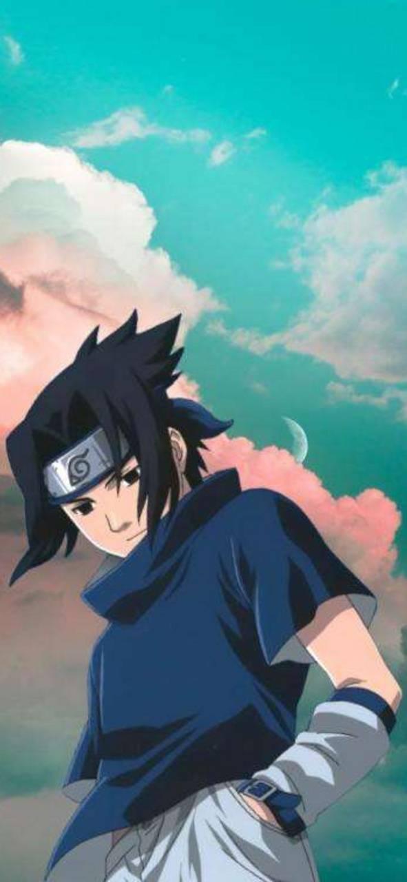 Aesthetic Sasuke