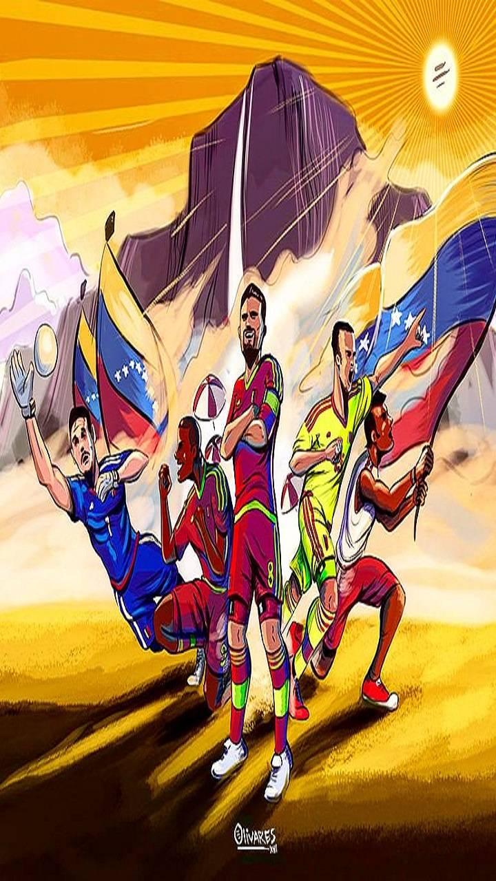 Venezuela Vinotinto