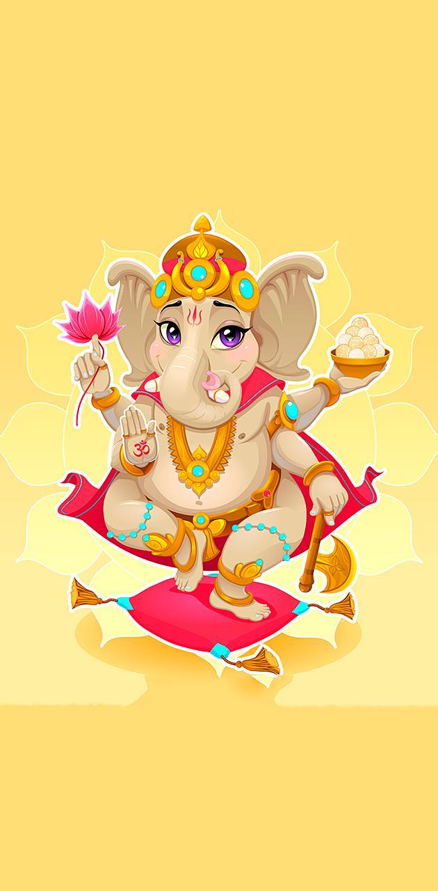 Ganesha cute