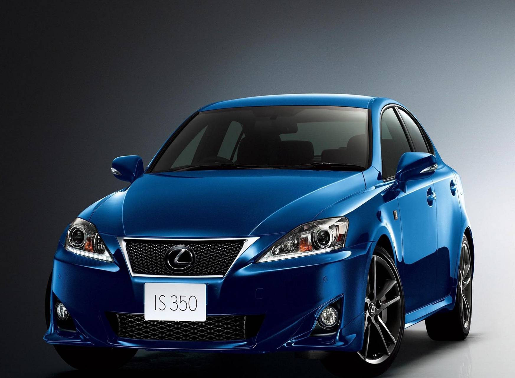 Lexus Is F five