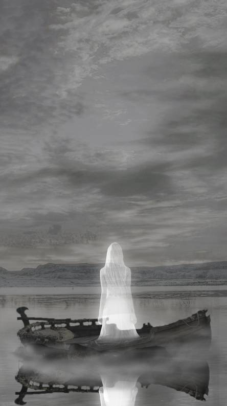 Woman Ghost