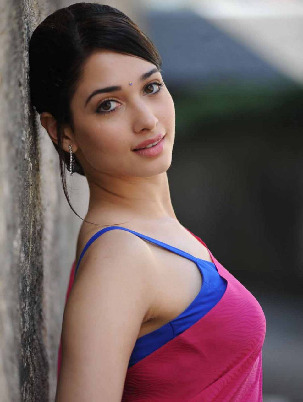 Tamanna In Pink