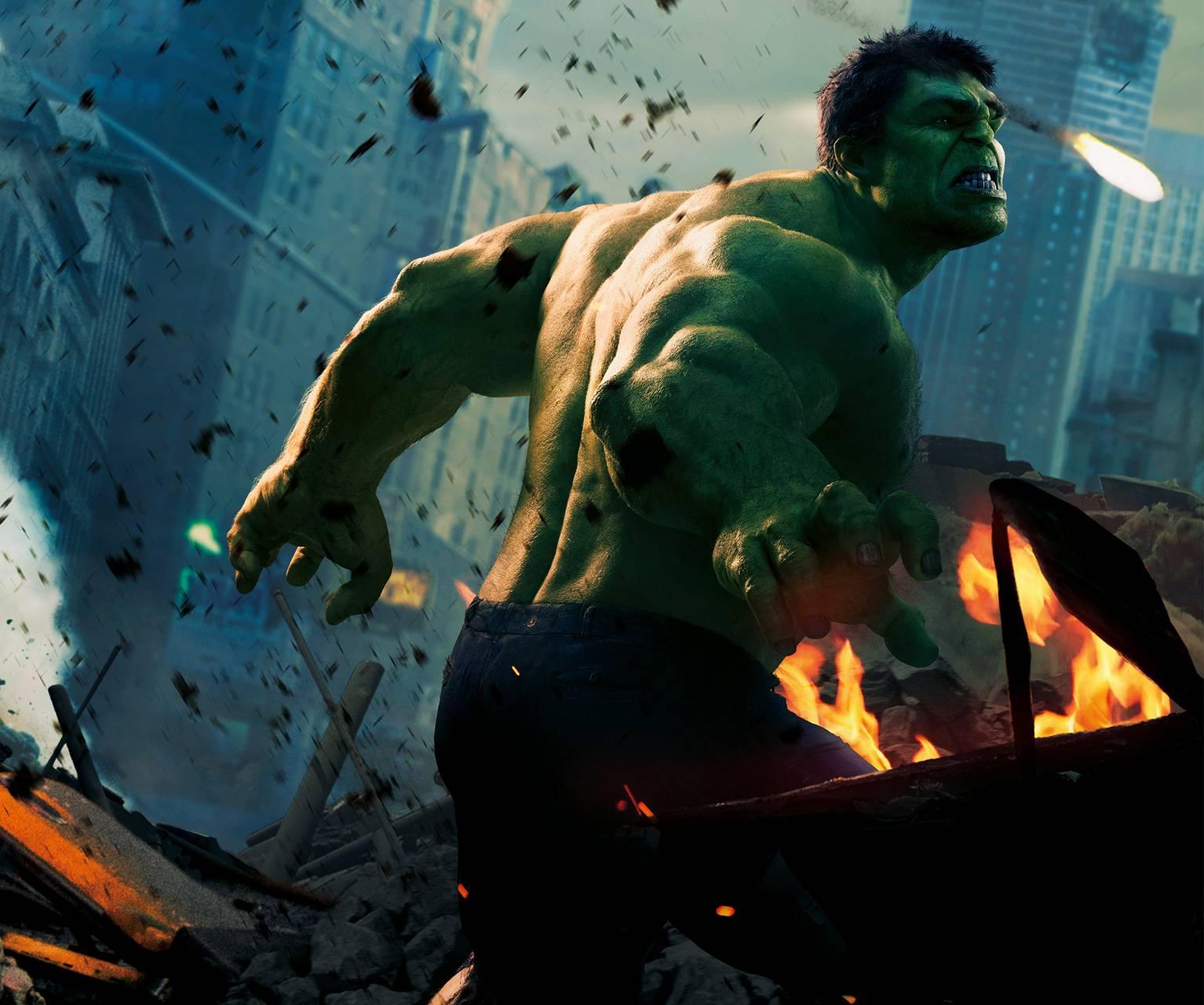 The Hulk Wallpaper