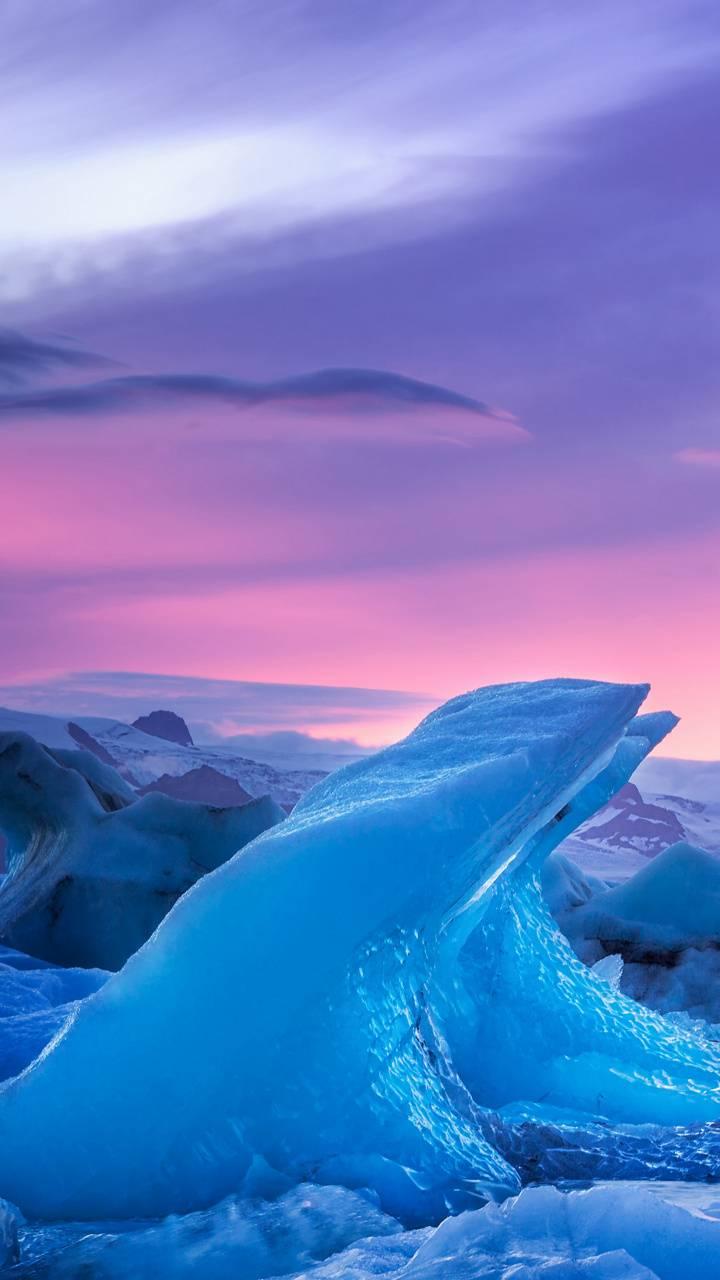 Beutiful ice
