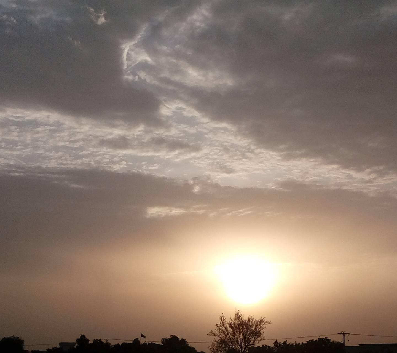 Rainy Climate Oman