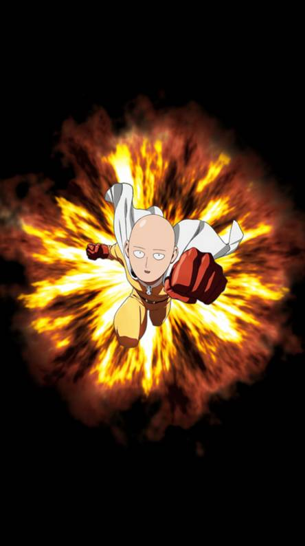 One Punch Man Wallpapers Free By Zedge