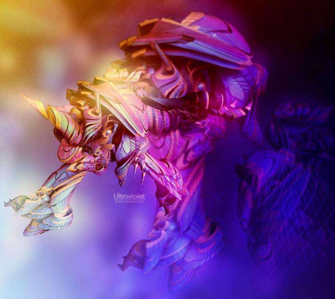 Ultraviolet Xperia