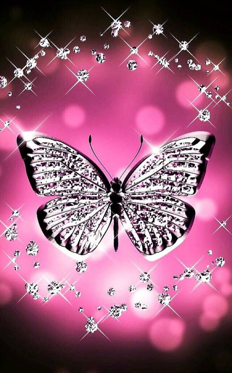 Pink Butterfly Wallpaper By Nawtyangel22 F1 Free On Zedge