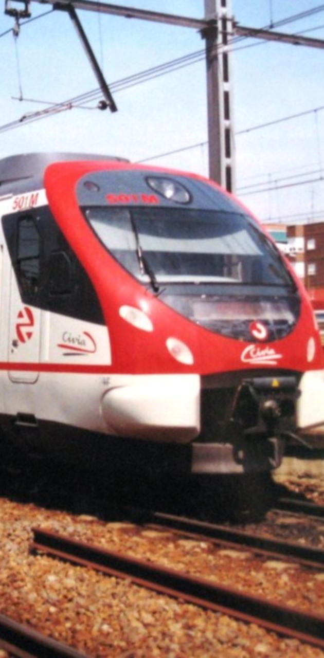 RENFE 464 Cercanias