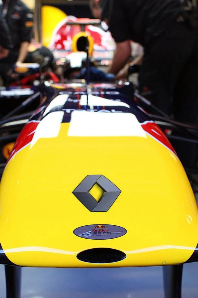 Redbull Racing Rb7