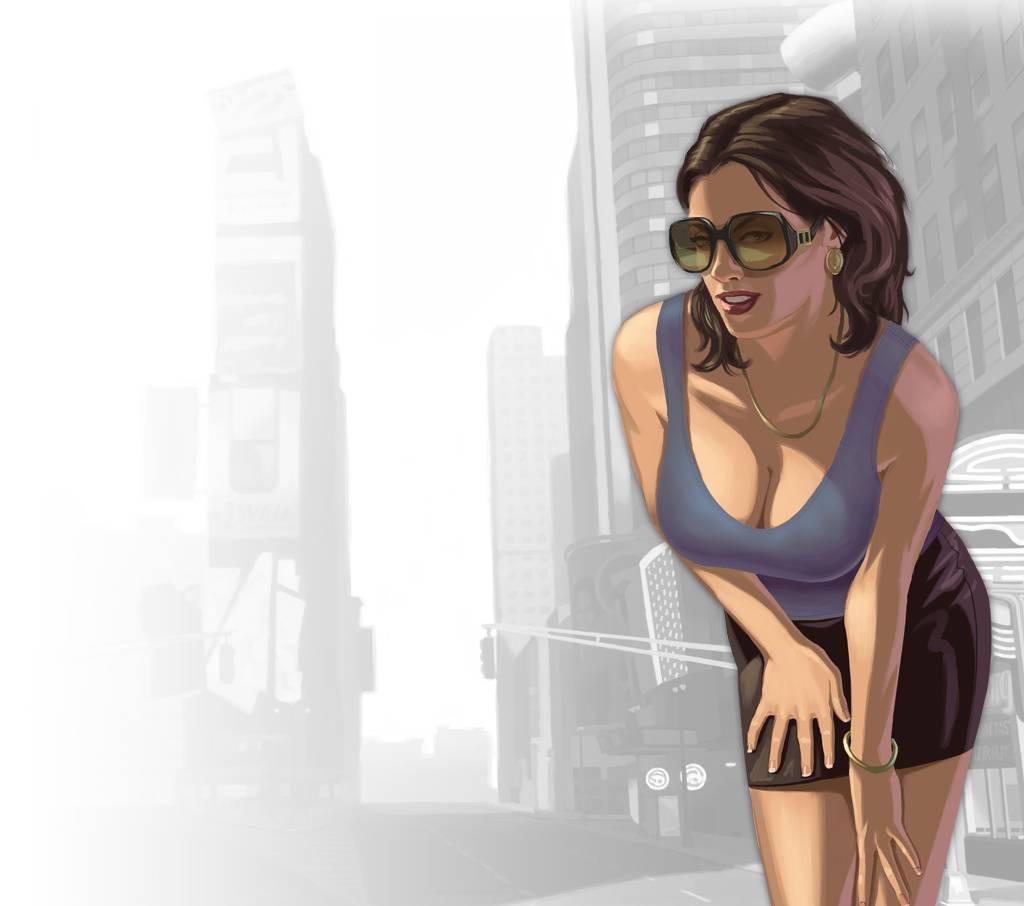 Gta wallpaper asian girl black porn