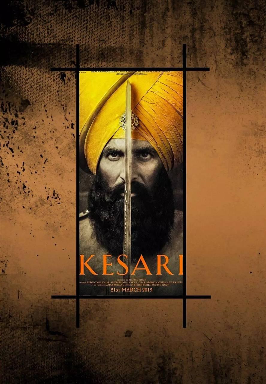Kesari poster