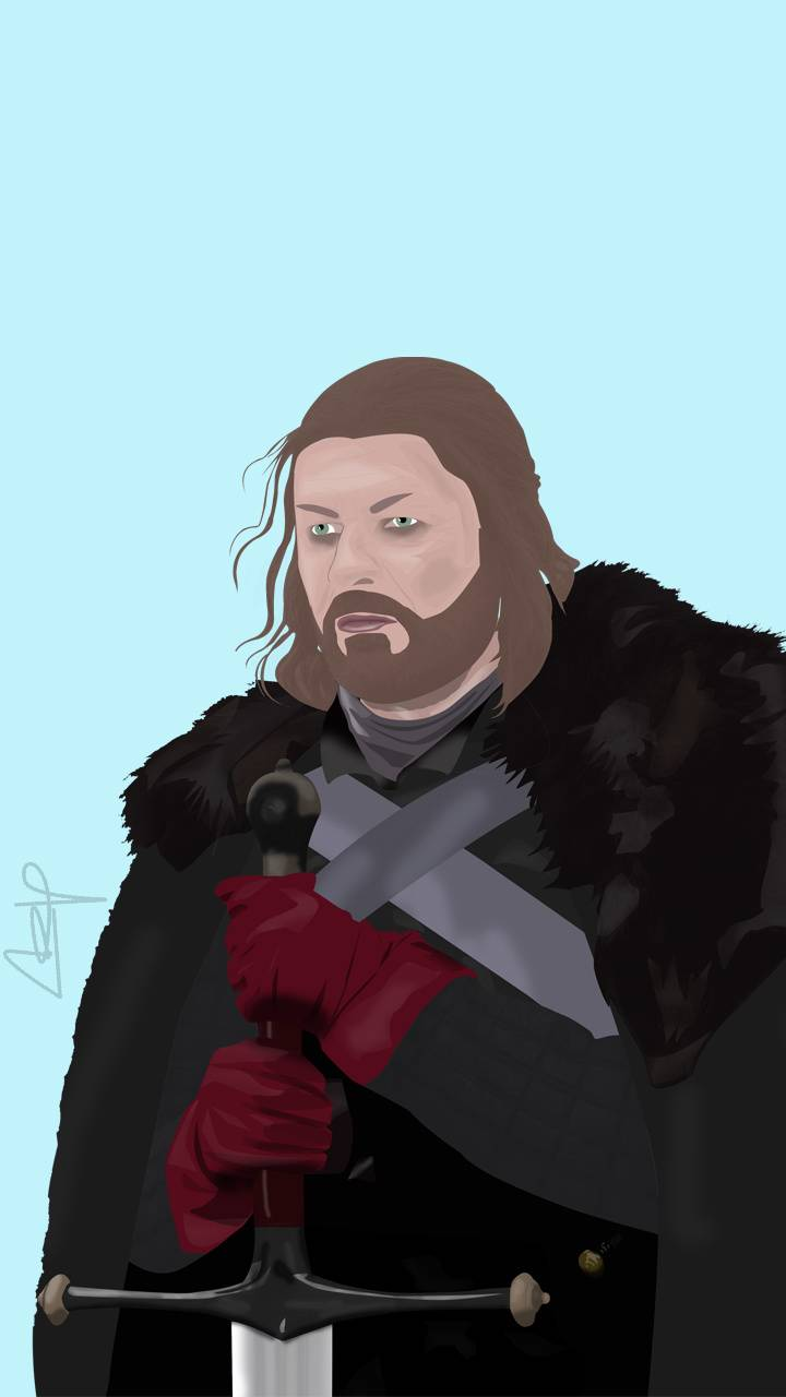 Ned Stark Wallpaper By Aeyazc 61 Free On Zedge