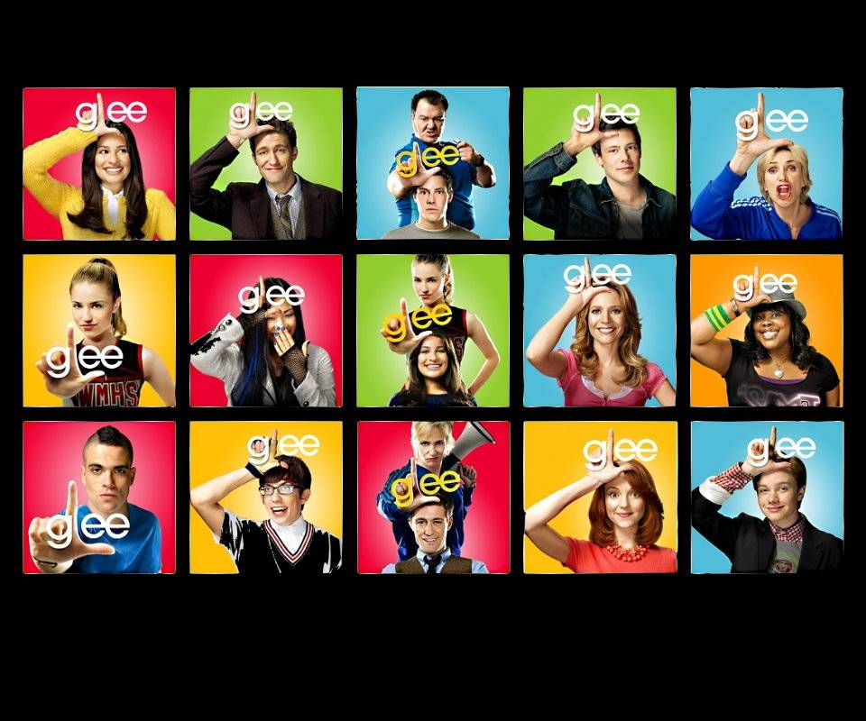 Glee Cast Wallpaper By Svara65 04 Free On Zedge