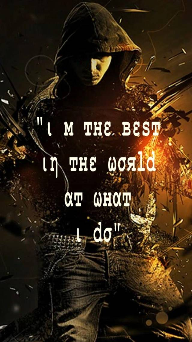 I m the BEST