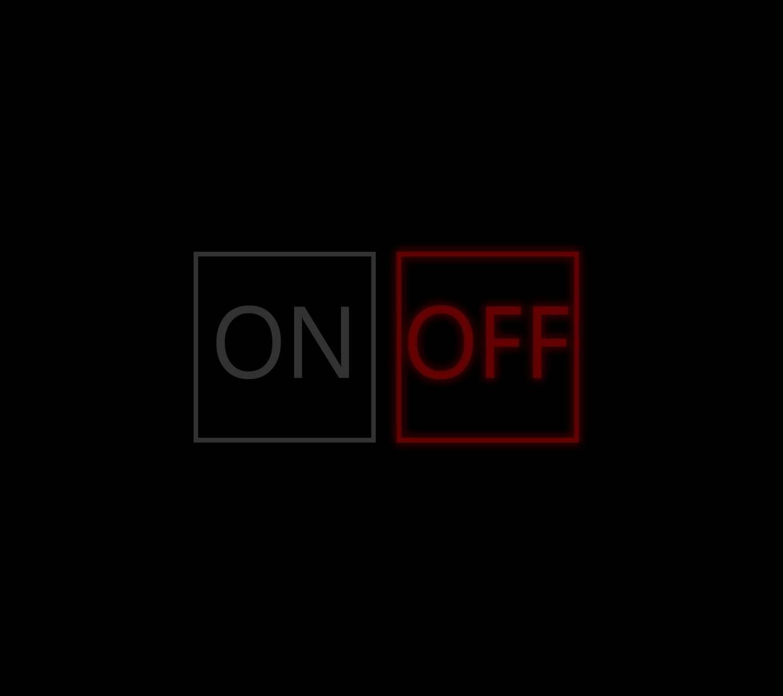 off on