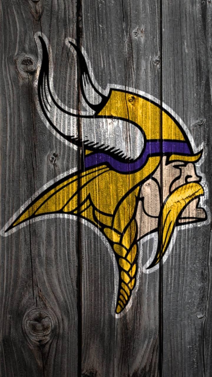 Vikings wood