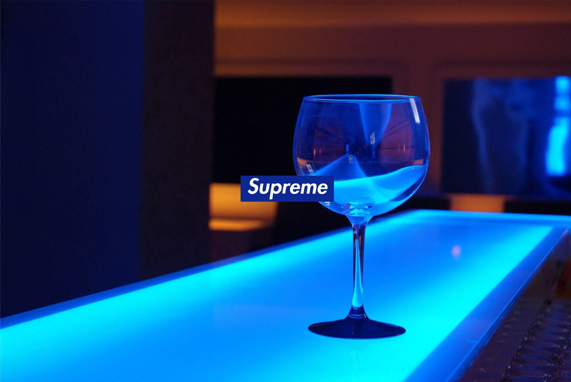 blue superme