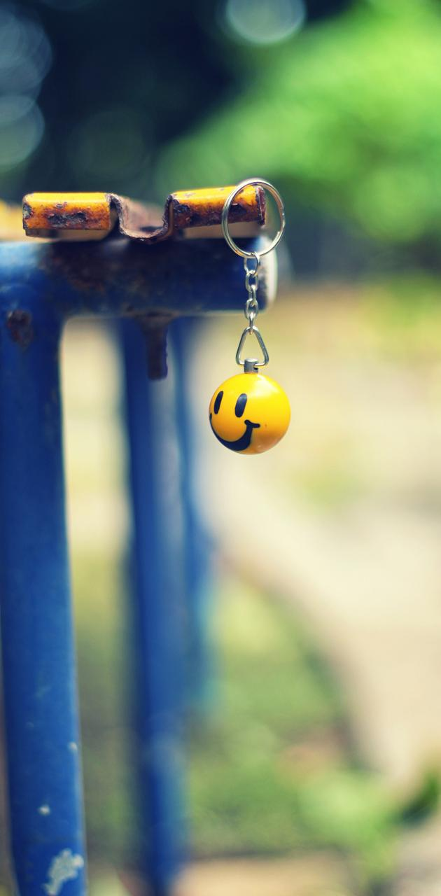 Smile is the key