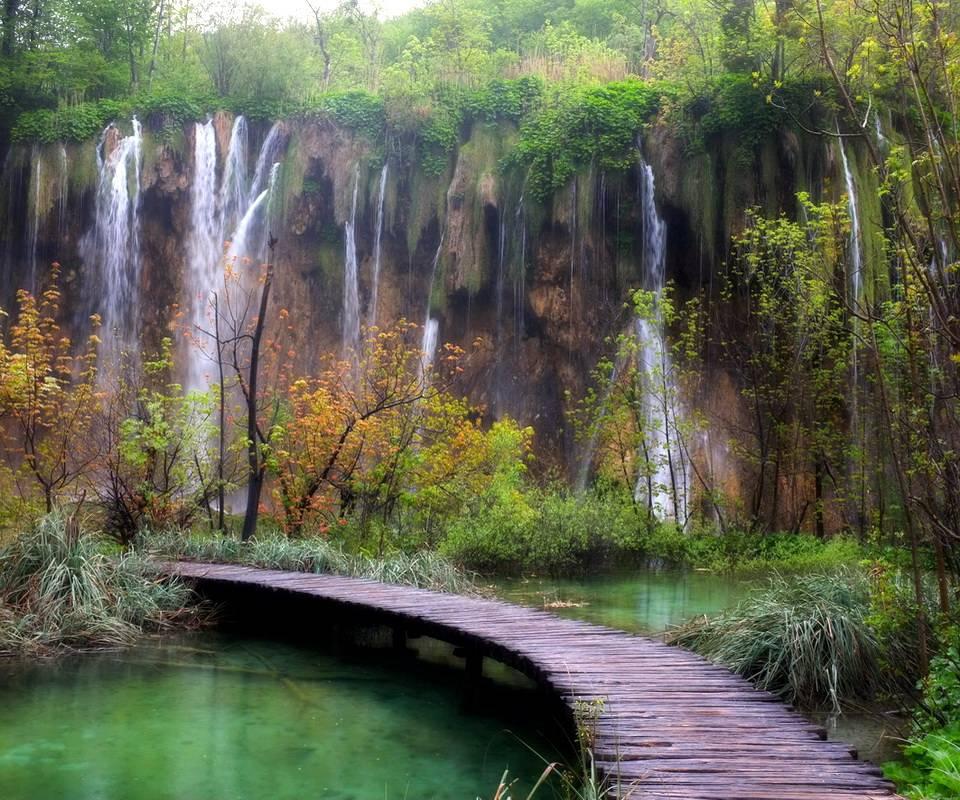 Waterfalls Croatia