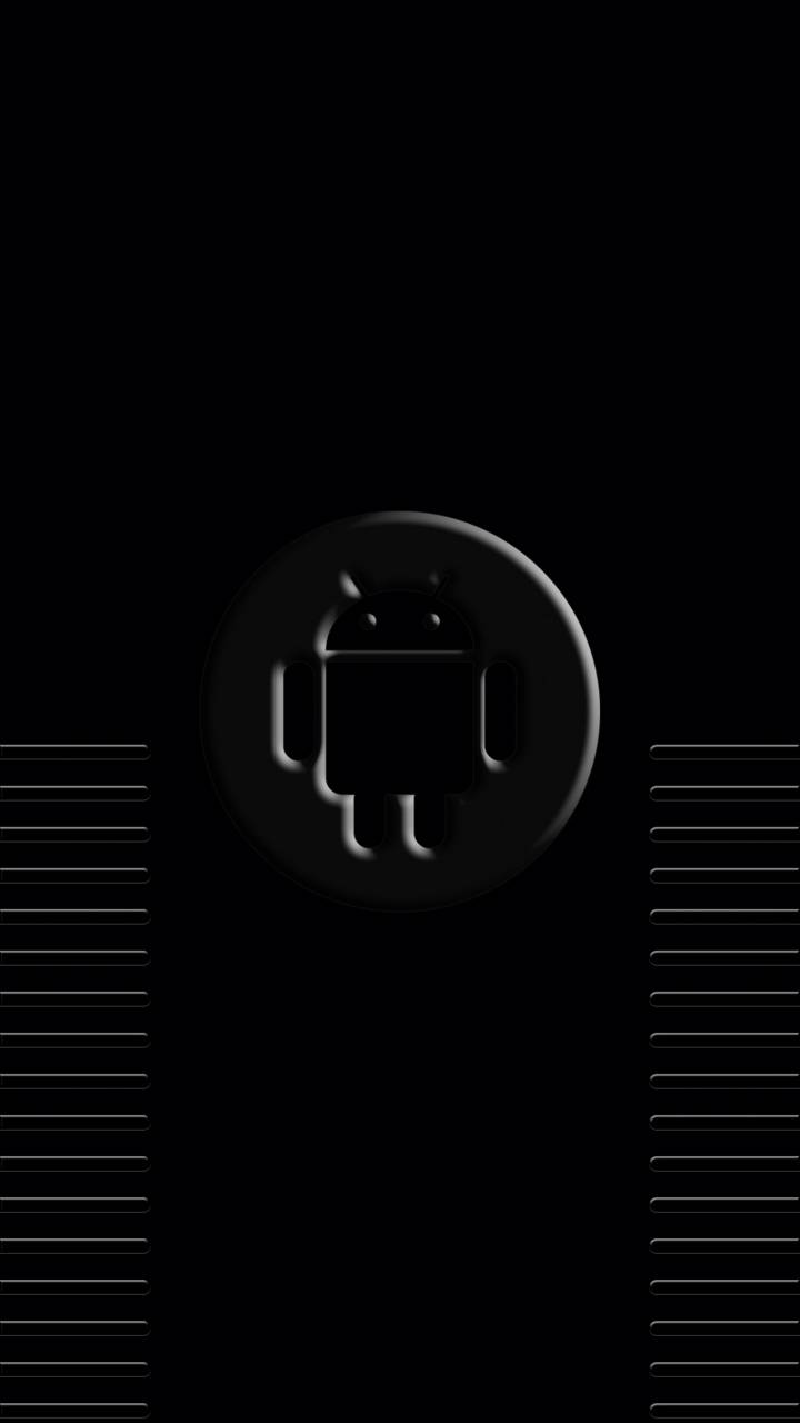Jet Black Android Wallpaper By Studio929 2e Free On ZEDGE™
