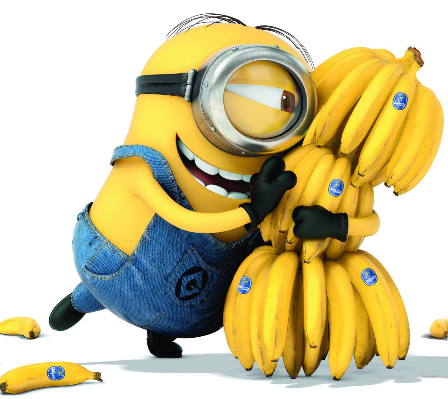 minions banana13
