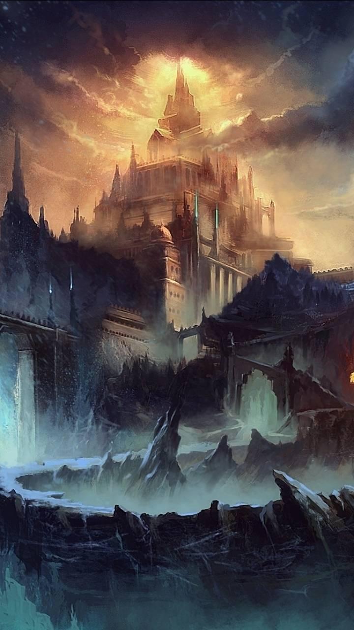 mystic castle Wallpaper by newmoon1987 - d0 - Free on ZEDGE™
