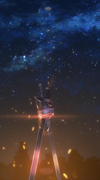 Anime Sword
