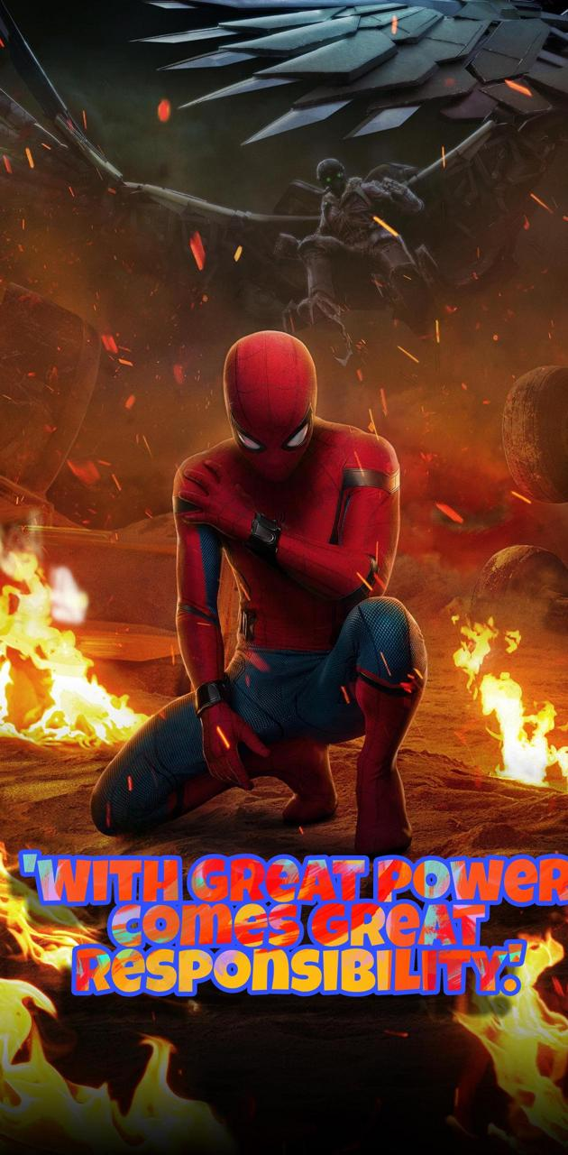 Spiderman wallpapper