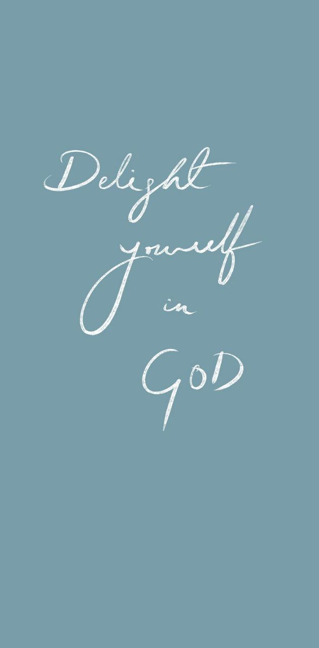 Delight yourself