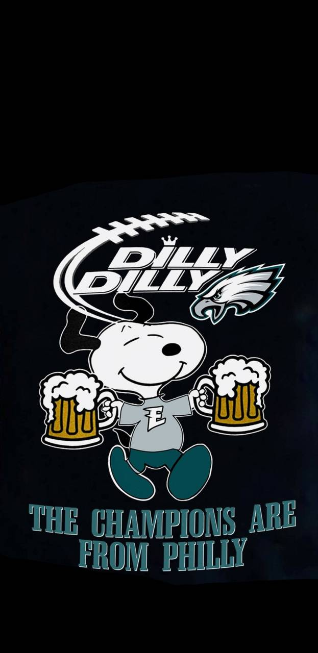 Snoopy Dilly Dilly