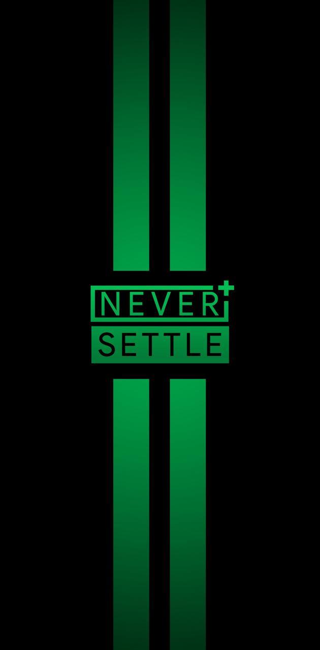 NEVER SETTLE WP 5