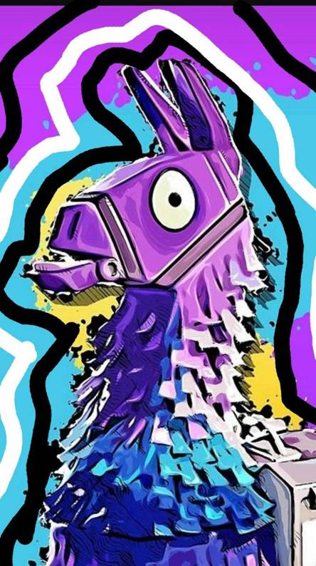 Llama fortnite Ringtones and Wallpapers - Free by ZEDGE™