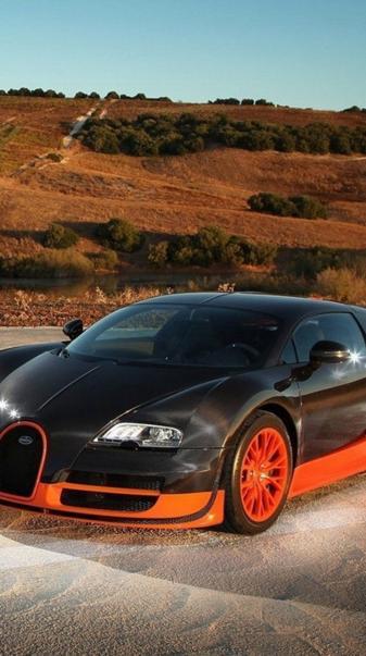 Car Bugatti Veyron