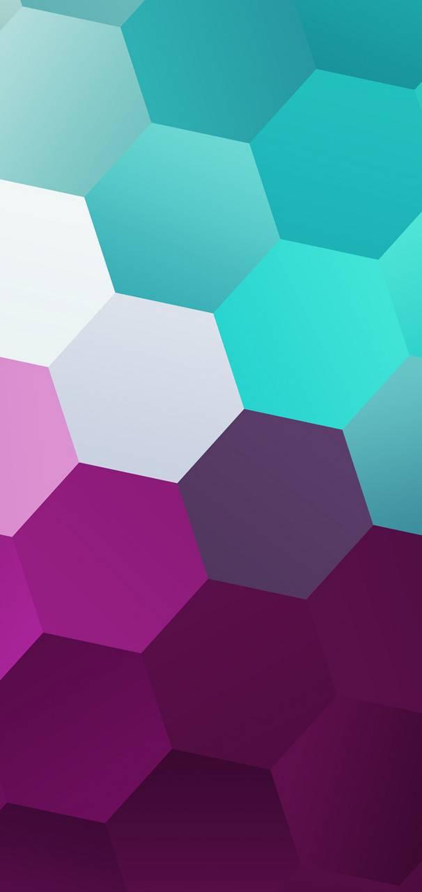 Pattern Purple
