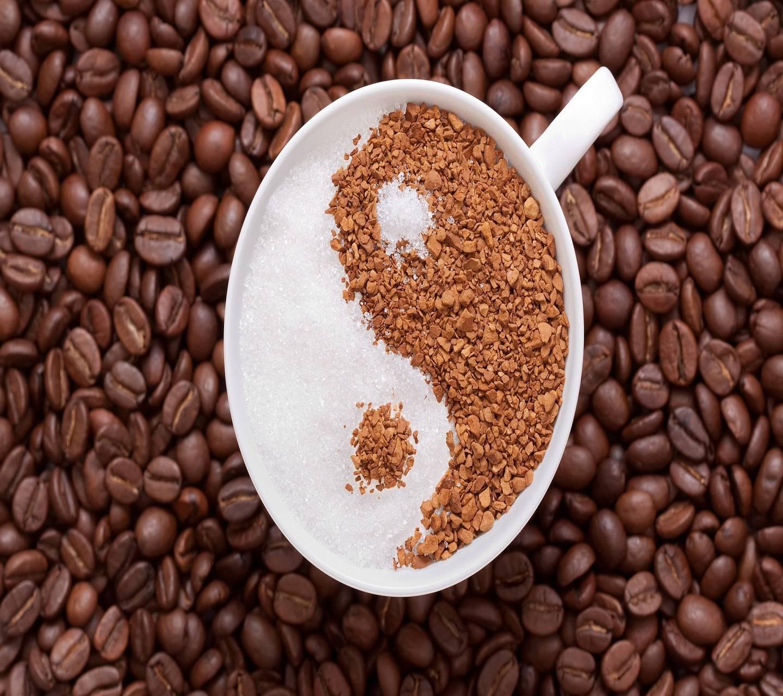 Coffee Ying Yang