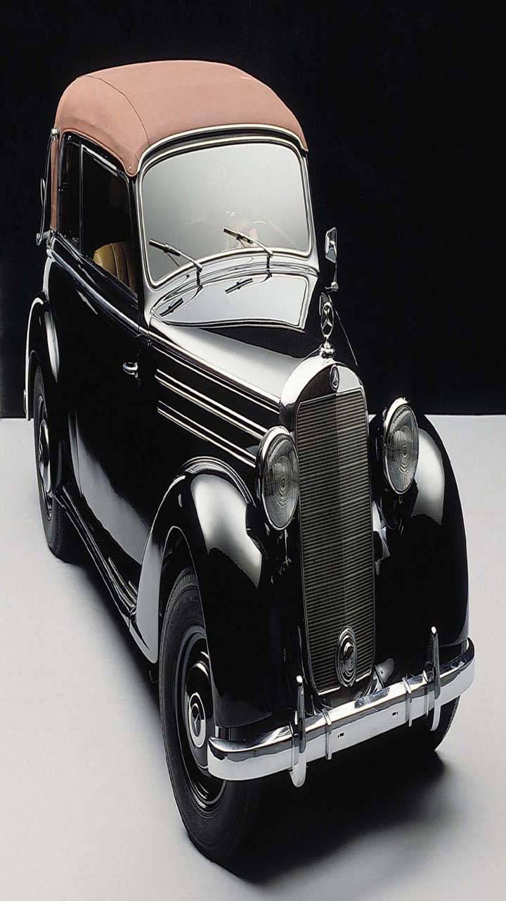 1950 Mercedes