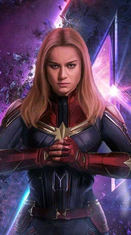 Captain Marvel Wallpapers Free By Zedge