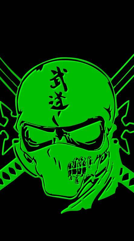 ninja green