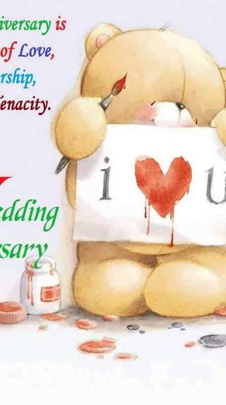 Happy Wedding Anniversary Wallpapers Free By Zedge