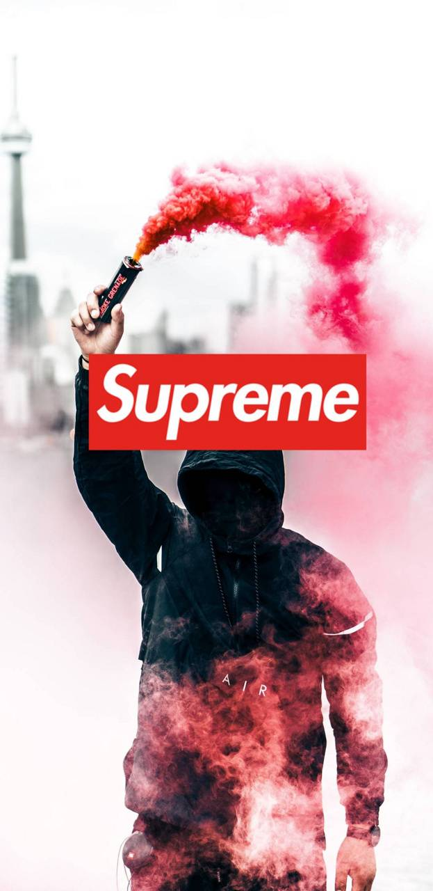 Supreme Smoke Wallpaper By Toddlewis122 61 Free On Zedge