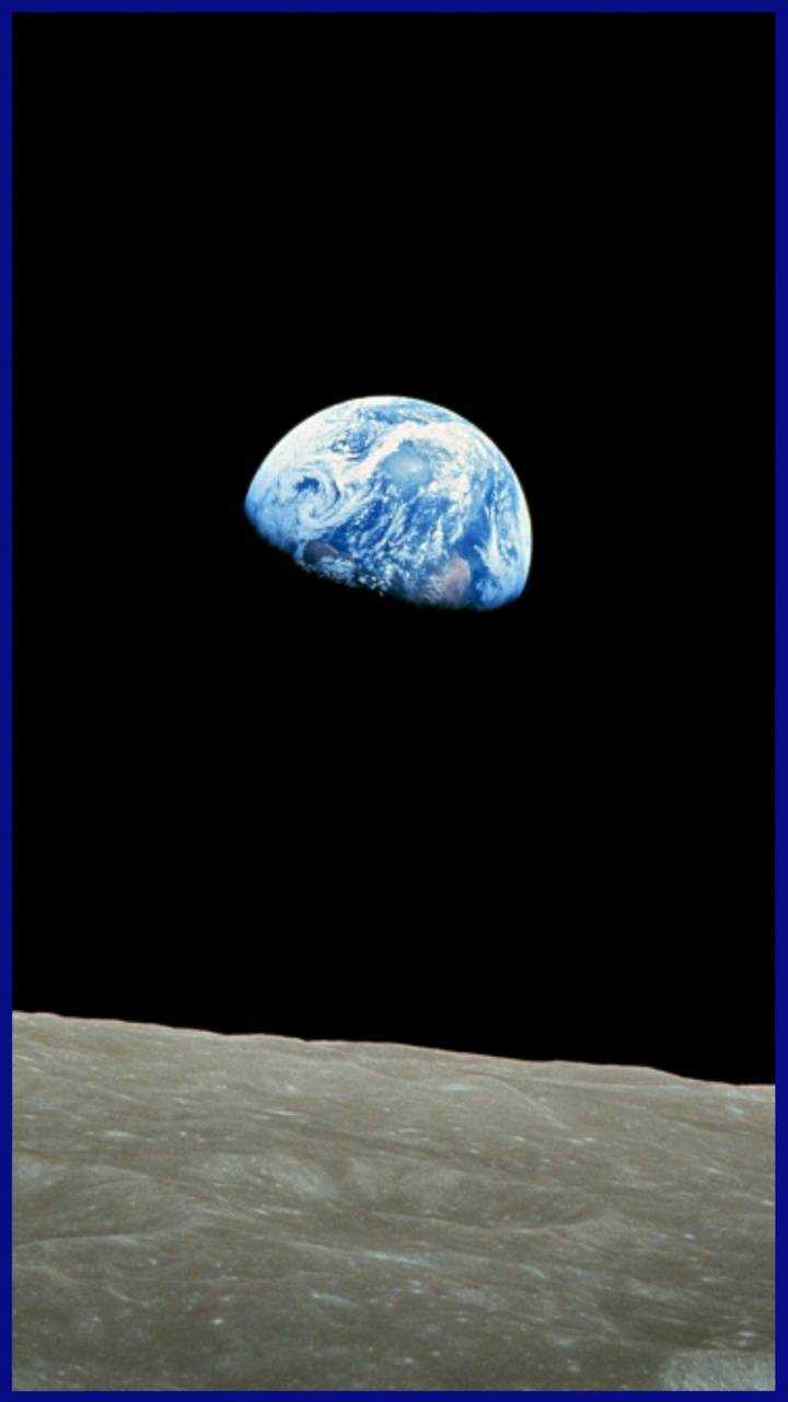 Earthrise Lockscreen