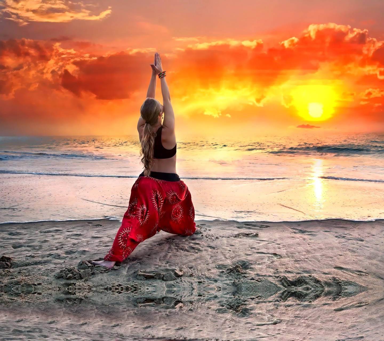 Sunset Yoga SIII