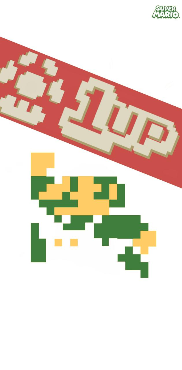 Mario bros Luigi