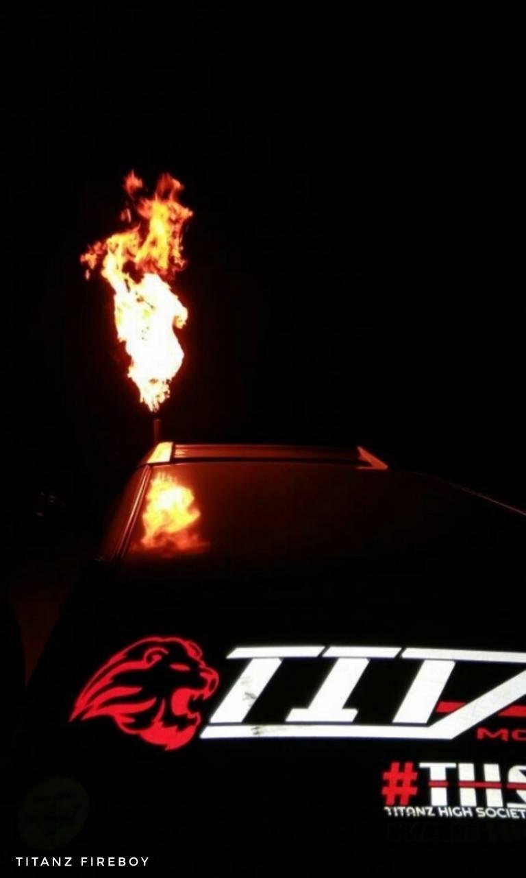 Titanz Fireboy